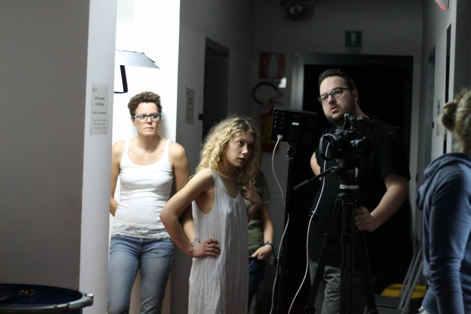 Backstage riprese