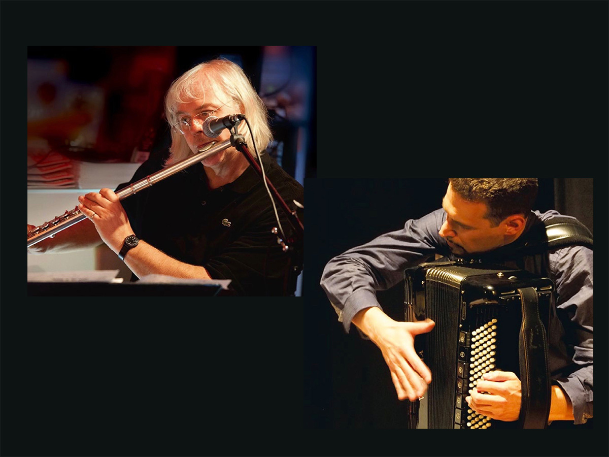 WARM-UP, flute & accordion